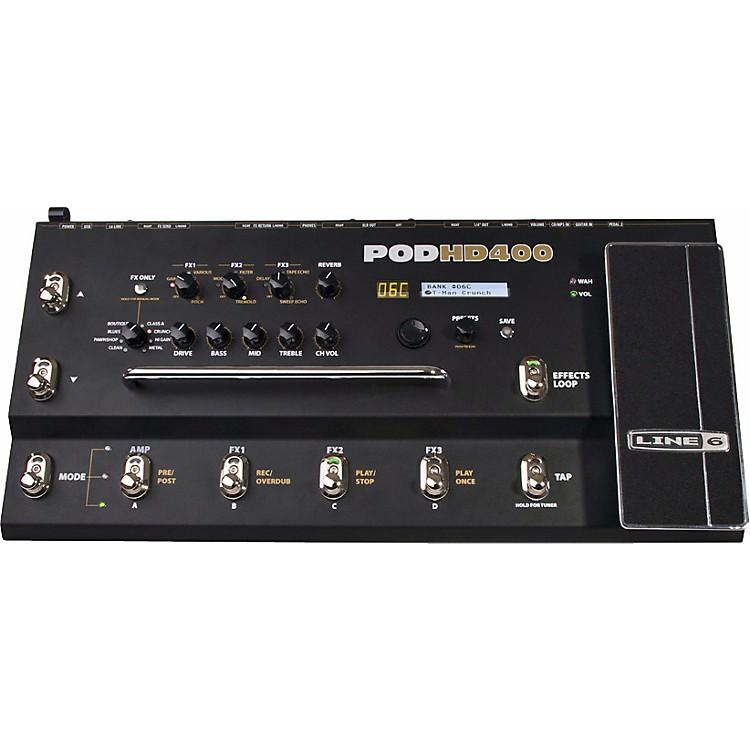 Line 6POD HD400 Guitar Multi-Effects Processor