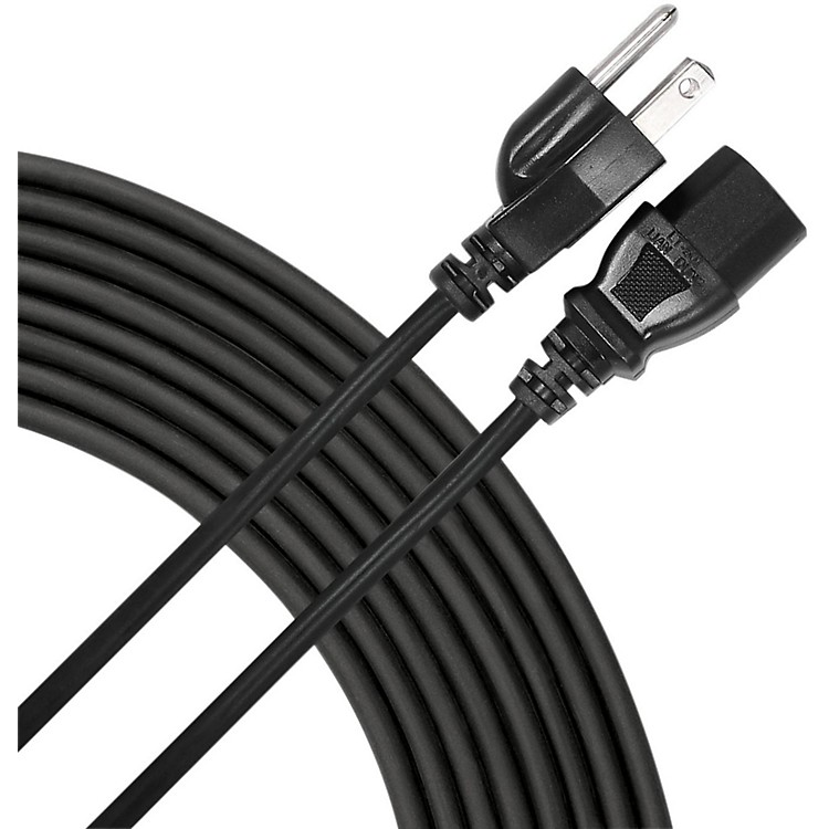 Live Wire POWER CORD IEC C13 - NEMA 5-15P  50 ft.