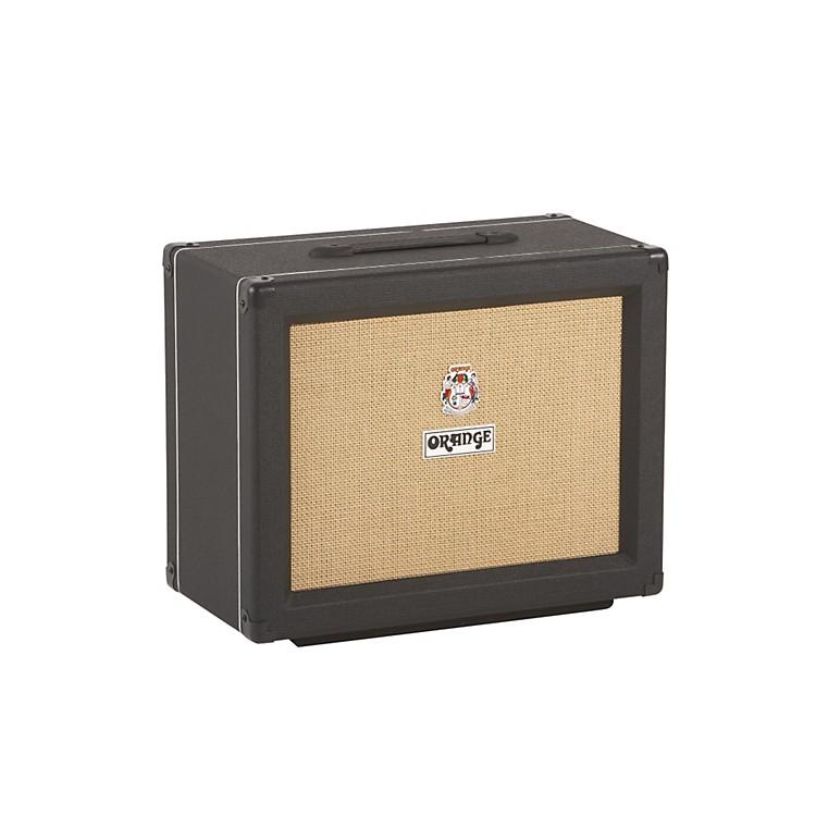 Orange AmplifiersPPC Series PPC112C 1x12 60W Closed-Back Guitar Speaker CabinetBlack