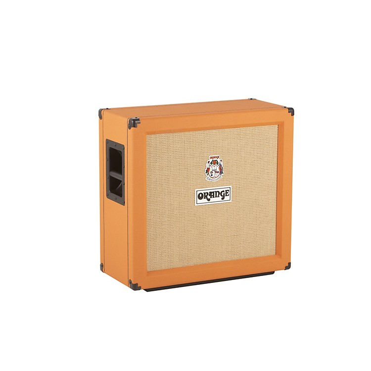 Orange Amplifiers PPC Series PPC410 4x10 160W Closed-Back Guitar Speaker Cabinet Orange