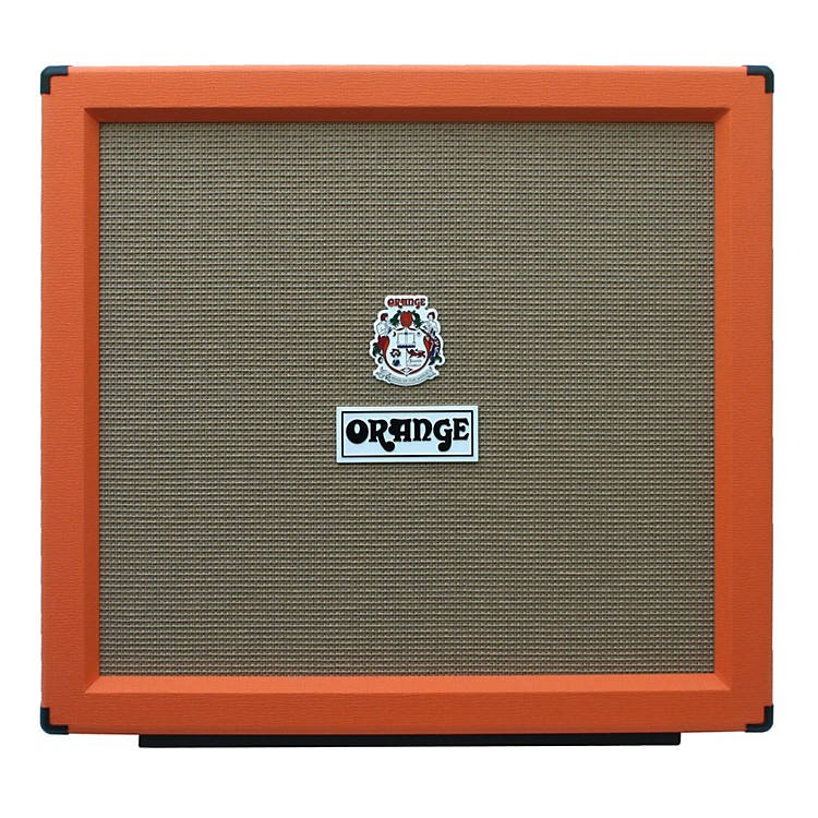 Orange Amplifiers PPC Series PPC412COM 4x12 240W Compact Closed-Back Guitar Speaker Cabinet
