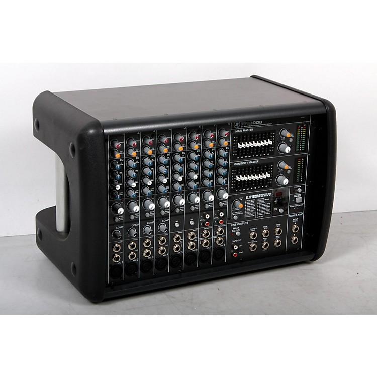 MackiePPM1008 8-Channel 1600-Watt Powered Mixer888365846682