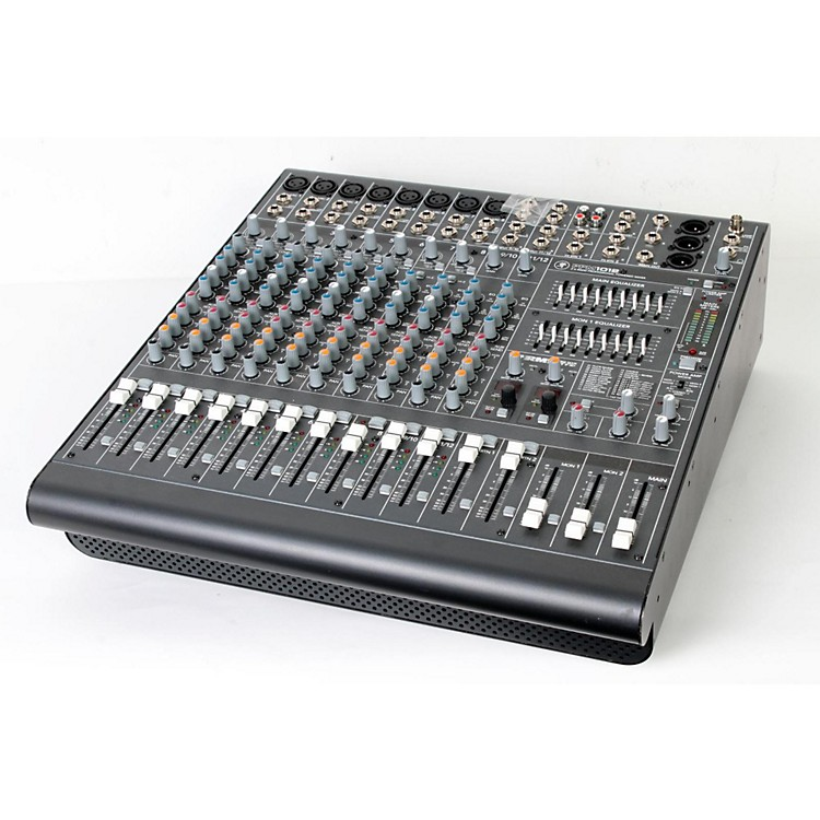 Mackie PPM1012 12-Channel 1600W Powered Mixer  888365798066