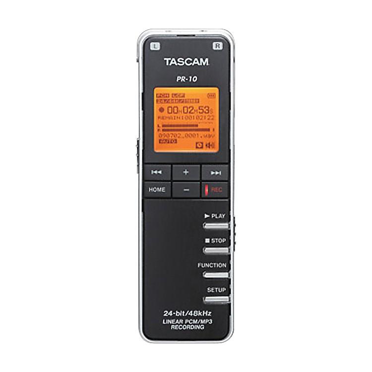 TASCAMPR-10 Linear PCM Recorder