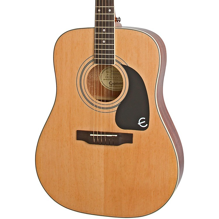 Epiphone PRO-1 PLUS Acoustic Guitar Natural