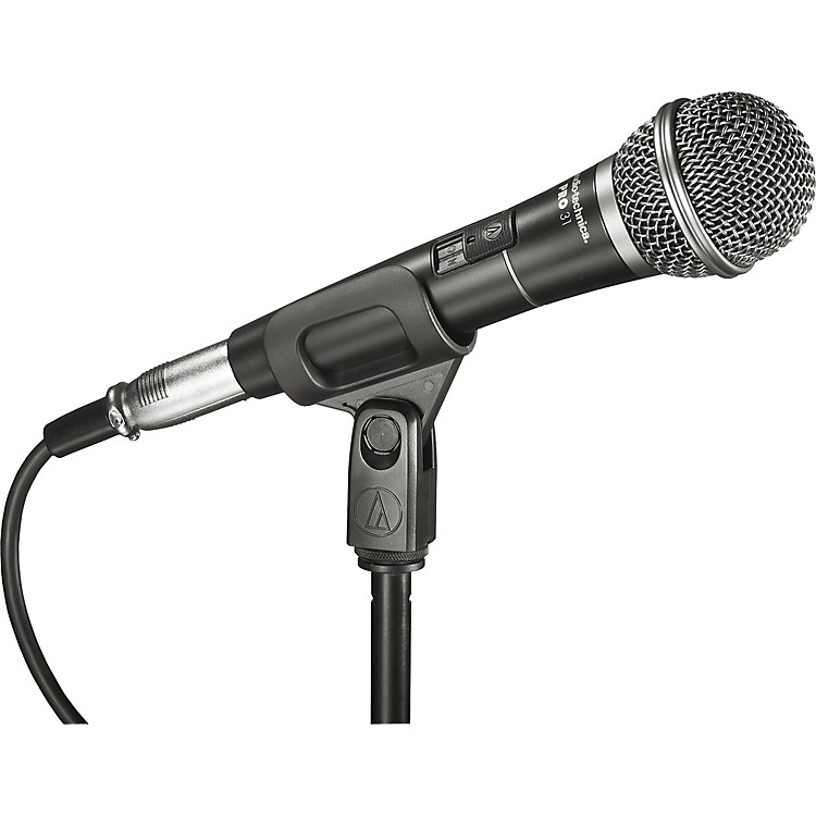 Audio-TechnicaPRO 31 Cardioid Dynamic Microphone