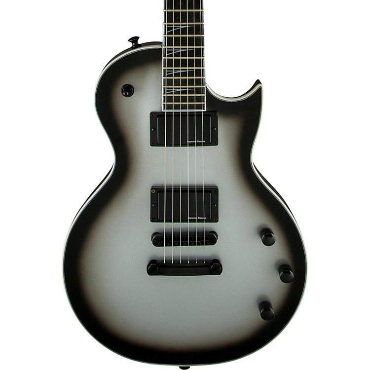 JacksonPRO SC Electric GuitarSilver BurstEbony Fingerboard
