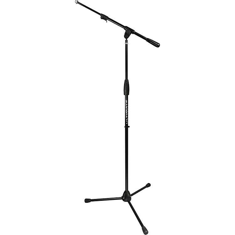 Ultimate SupportPRO-T-T Tripod Mic Stand with Telescoping Boom