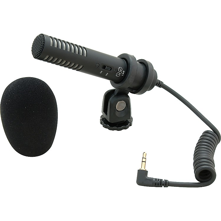 Audio-Technica PRO24CM Camera Mount Stereo Condenser Microphone