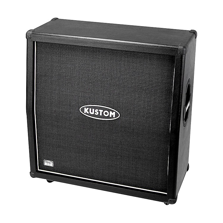 kustom pro412a 260w 4x12 guitar speaker cabinet music123. Black Bedroom Furniture Sets. Home Design Ideas
