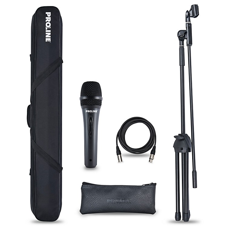 ProlinePROLINE MICROPHONE AND ACCESSORY PACK