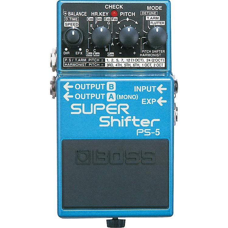 BossPS-5 SUPER Shifter Pedal