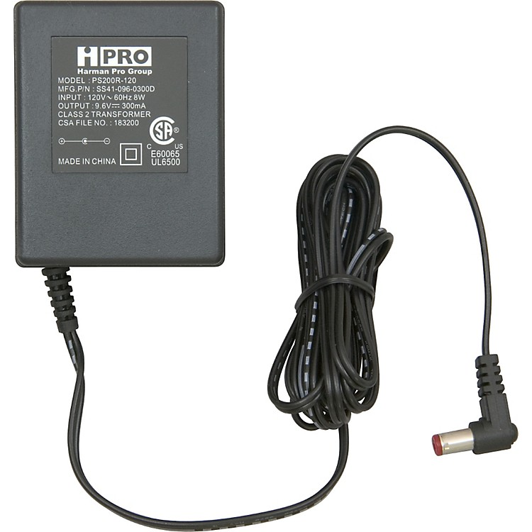 DigiTech PS200R Power Supply