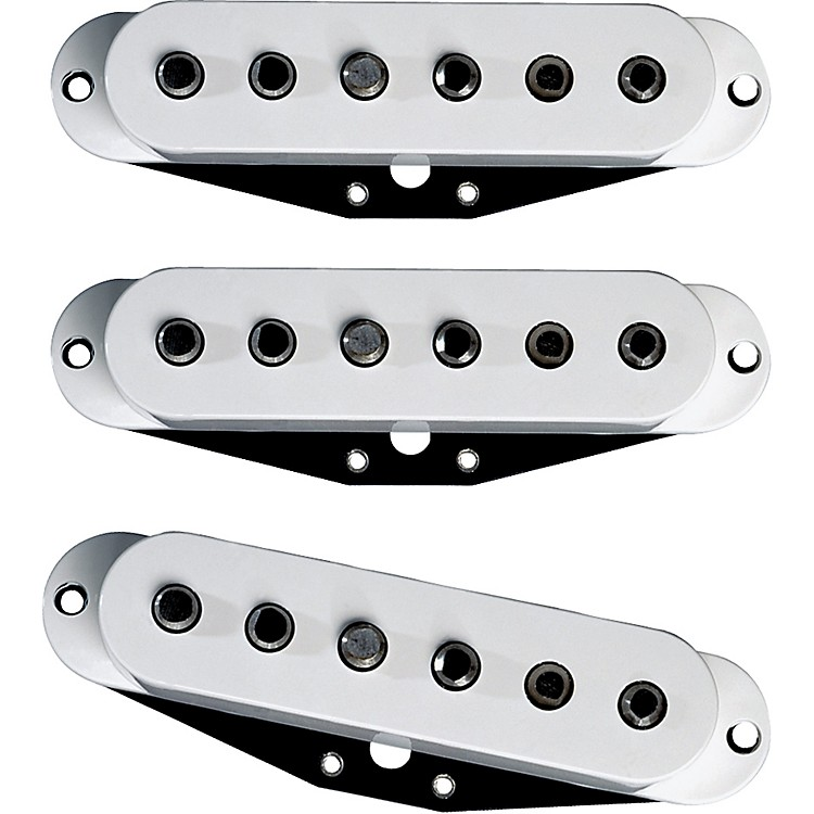 DiMarzio PS422 Paul Gilbert Injector '67 Pickup Set White