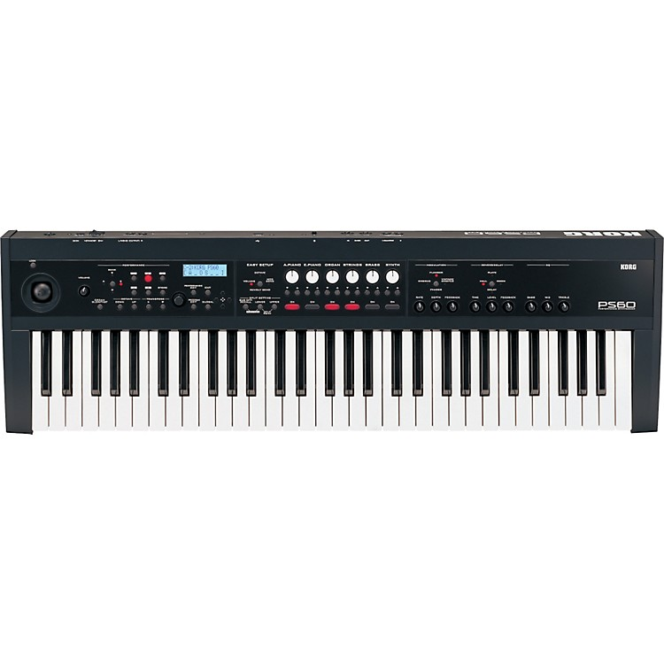 Korg PS60 61 Key Performance Synth