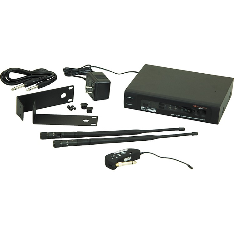 Galaxy Audio PSE/GBD Mini Guitar Bud Wireless System