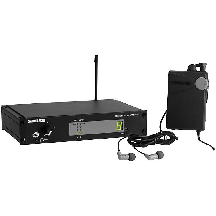ShurePSM 400 Wireless Personal Monitor System