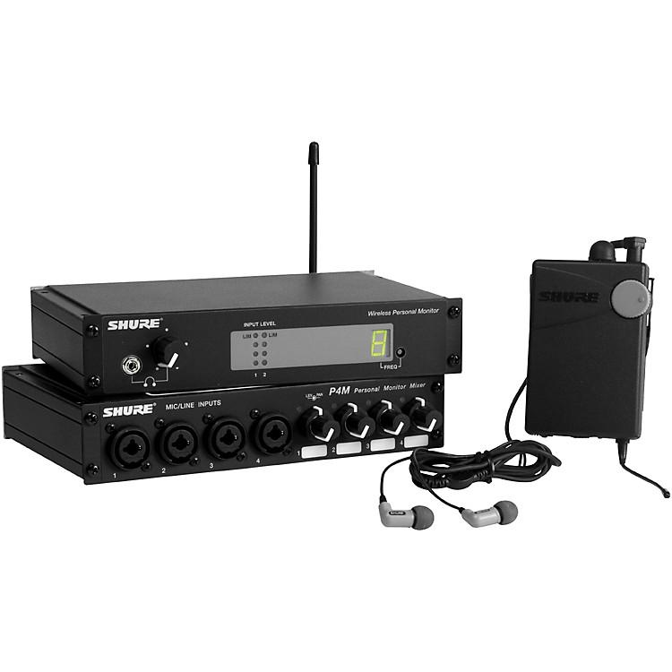 ShurePSM 400 Wireless Personal Performance Pack
