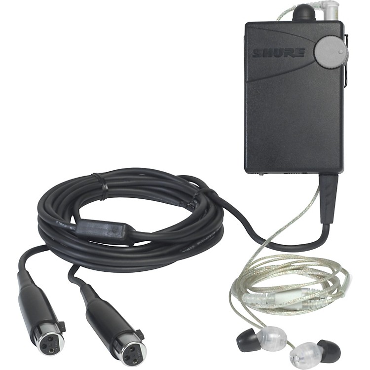 Shure PSM400 SE115-CL Hardwired Pack
