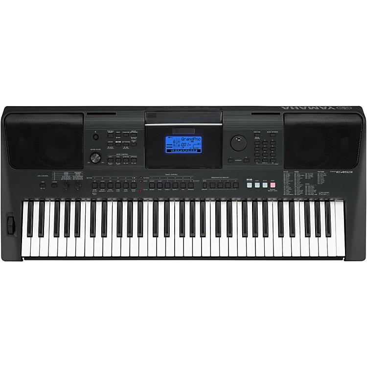 YamahaPSR-E453 61-Key High-Level Portable Keyboard