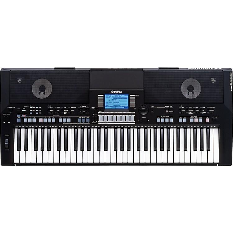 YamahaPSR-S550B Arranger Workstation Keyboard