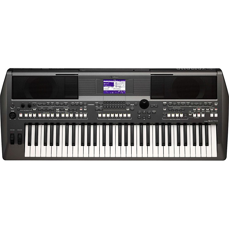 Midi Keyboard Workstations : yamaha psr s670 61 key arranger workstation music123 ~ Vivirlamusica.com Haus und Dekorationen