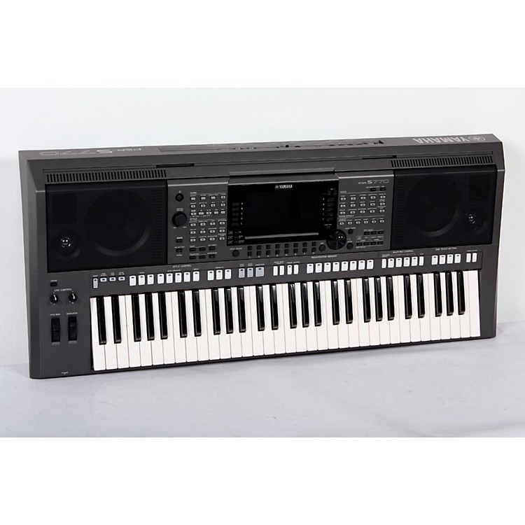Yamaha PSR-S770 61-Key Arranger Workstation  888365825175