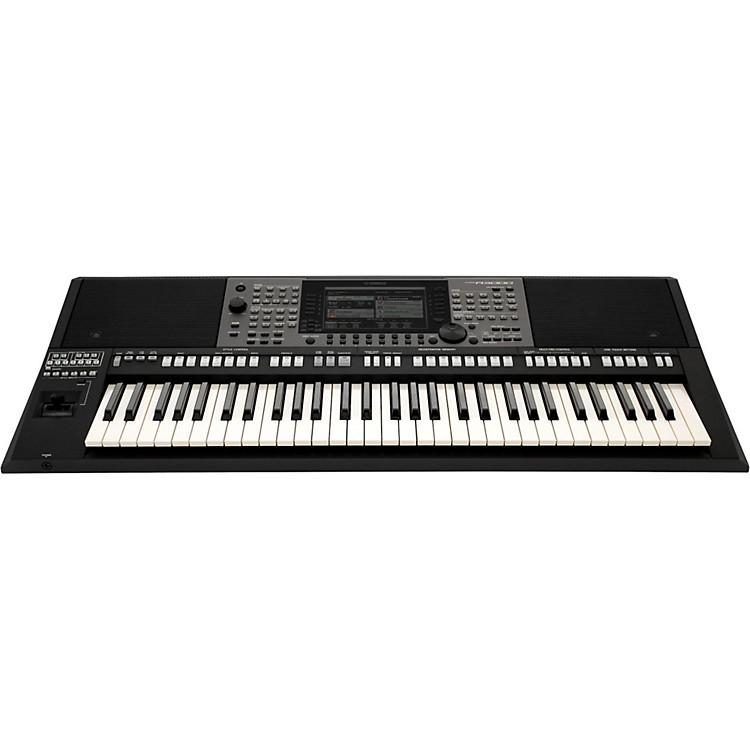 YamahaPSRA3000 61-Key Arranger KeyboardBlack