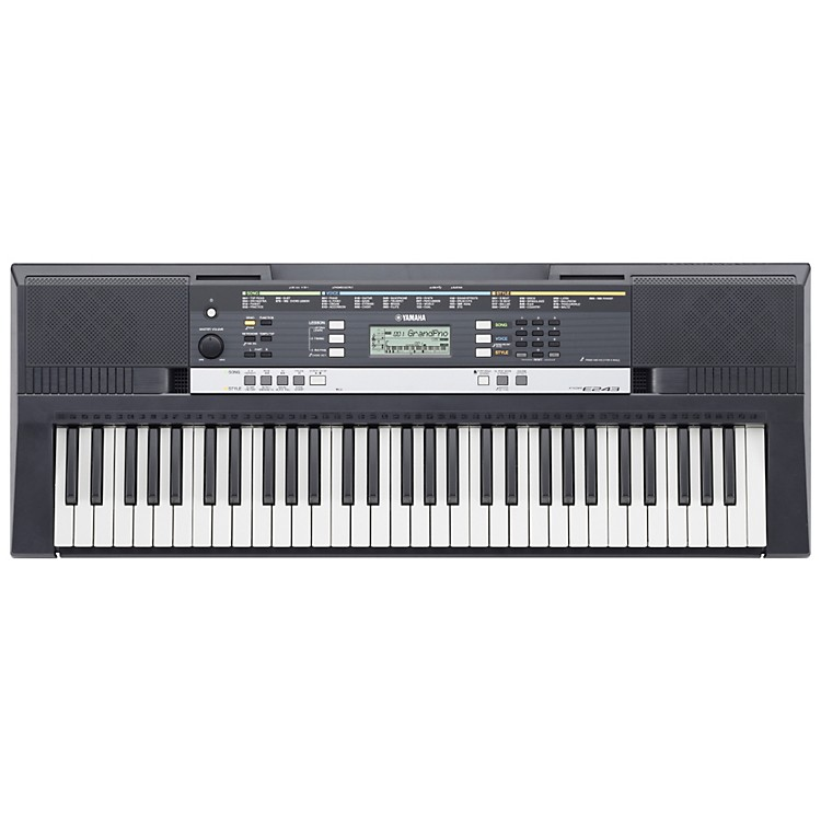 Yamaha PSRE243 61-Key Entry-Level Portable Keyboard