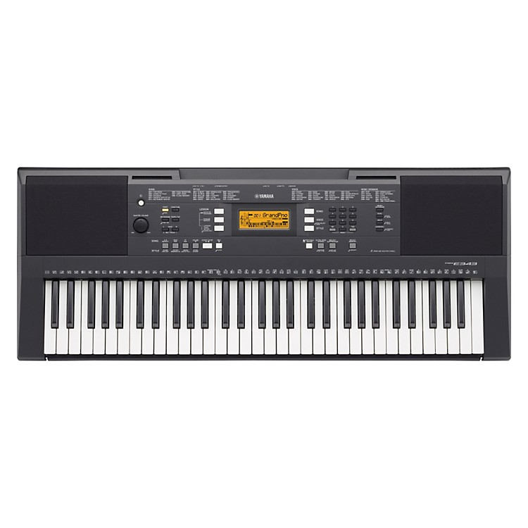 YamahaPSRE343 61-Key Portable Keyboard
