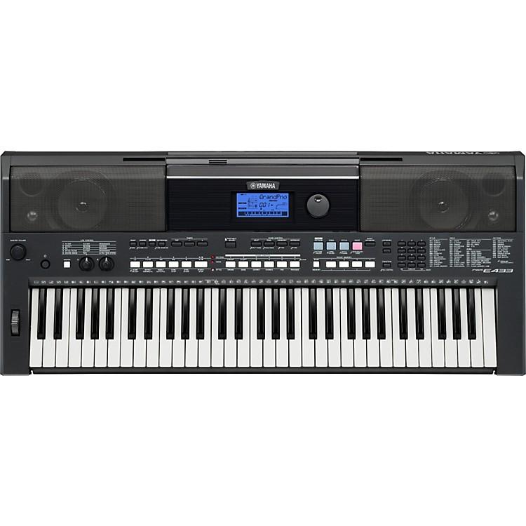 YamahaPSRE433 61 Key Portable Keyboard