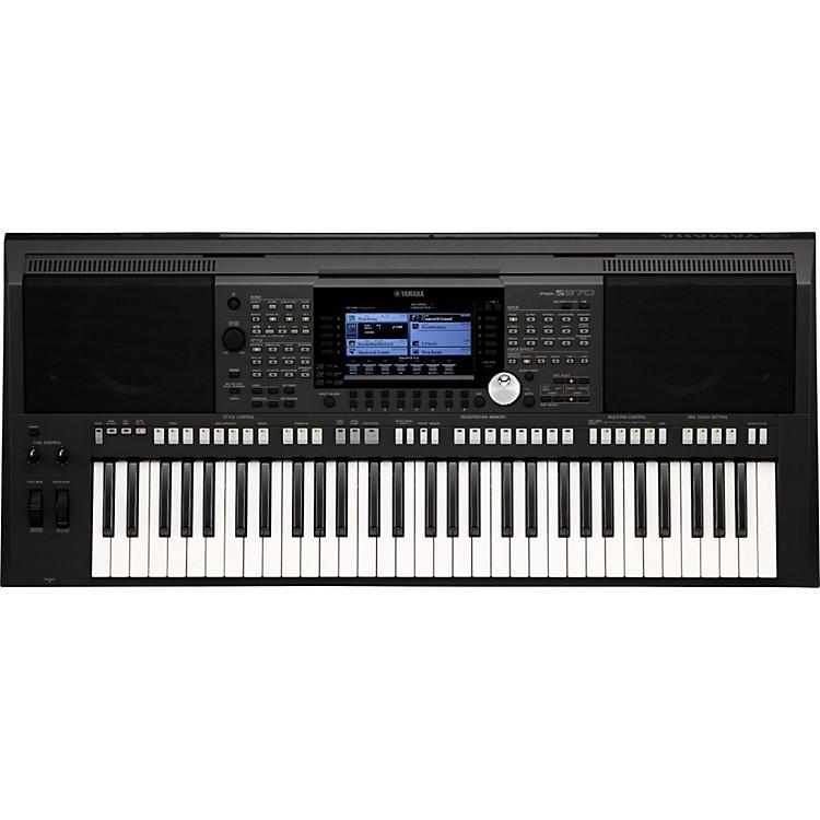 YamahaPSRS970 61 Key Arranger Workstation