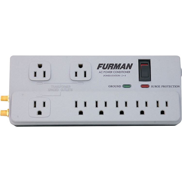 FurmanPST-2+6 Power Station Series AC Power Conditioner