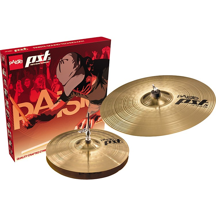 Paiste PST 5 Essential Set 13/18