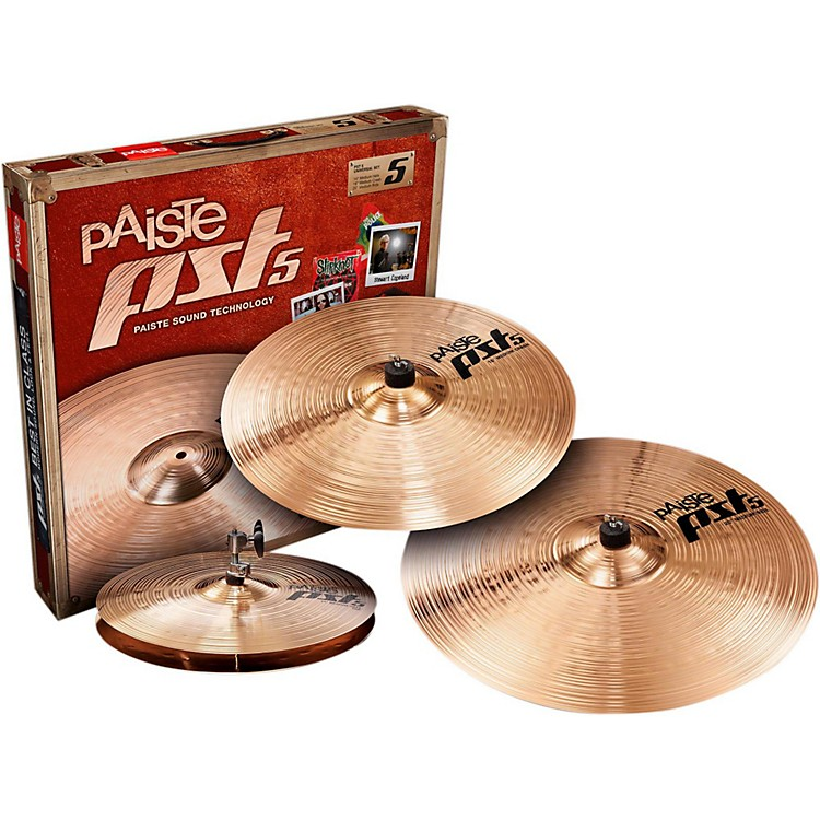 Paiste PST 5 Universal Set 14, 16 and 20 in.