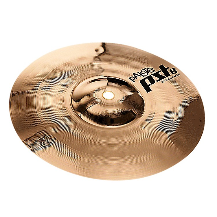 Paiste PST 8 Reflector Rock Splash 10 Inch