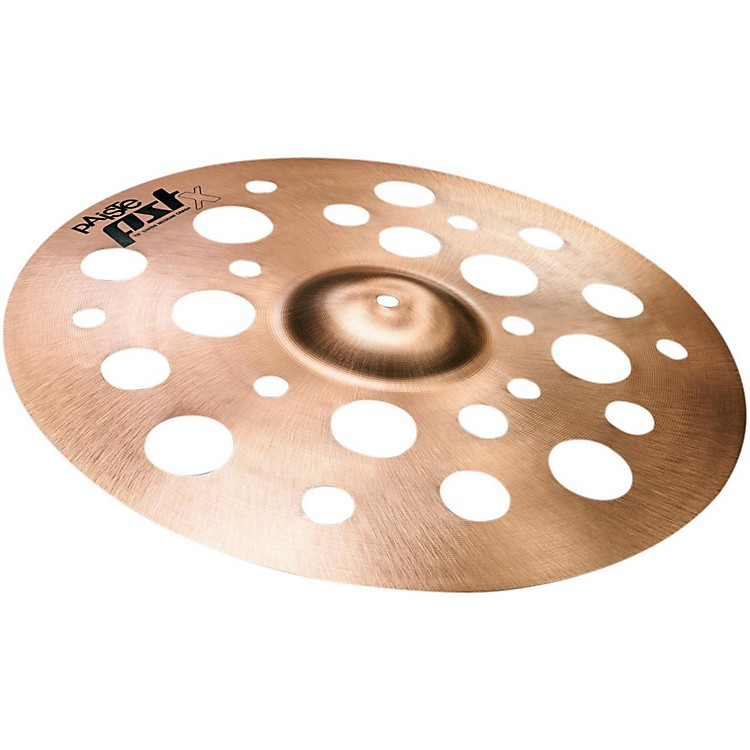 PaistePST X Swiss Medium Crash Cymbal18 Inch