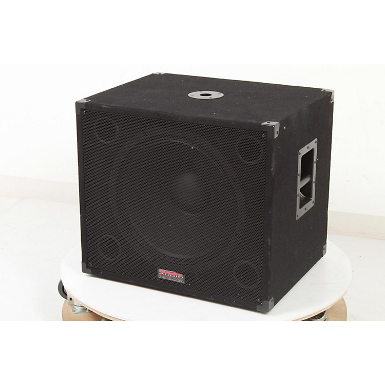 Nady PSW18A Powered Subwoofer  886830261954