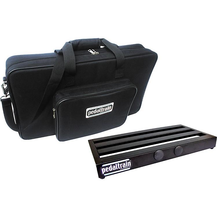 PedaltrainPT-2 Pedal Board with Softshell Gig Bag
