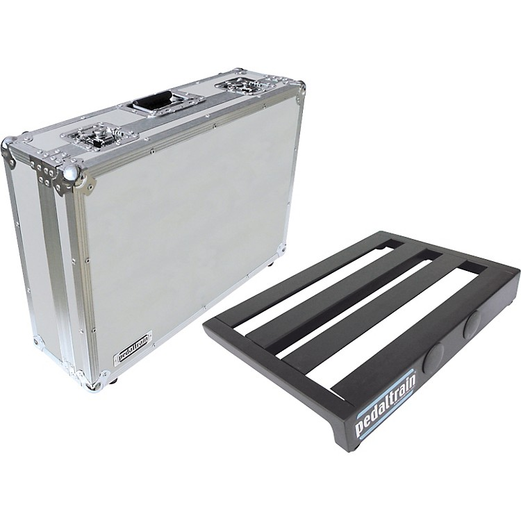 Pedaltrain PT-JR Pedal Board with Hardshell ATA Flightcase