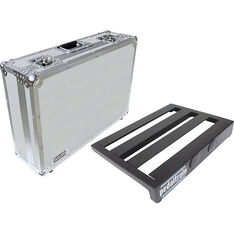 PedaltrainPT-JR Pedal Board with Hardshell ATA Flightcase