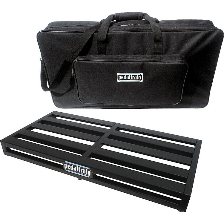 PedaltrainPT-Pro Pedalboard with Softshell Gig Bag