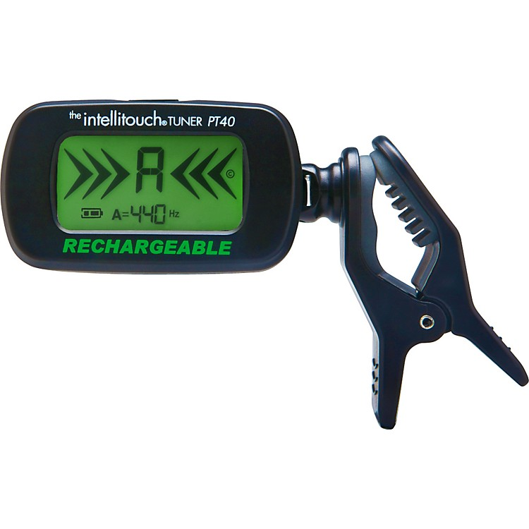 IntellitouchPT40 Rechargeable Tuner with USB ChargerBlack