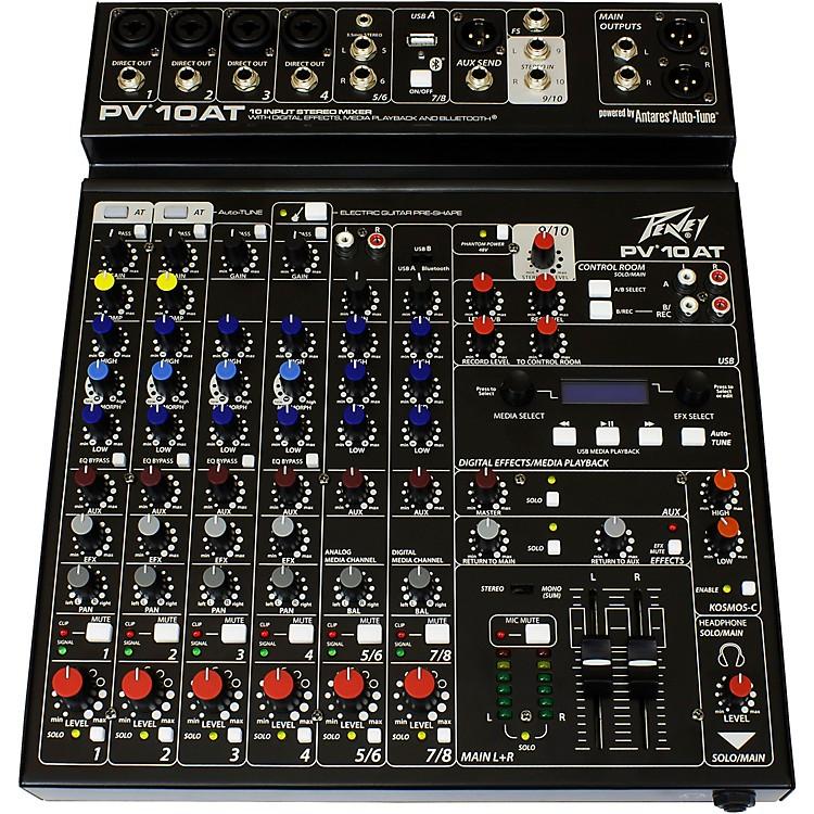 PeaveyPV 10 AT Mixer with Autotune