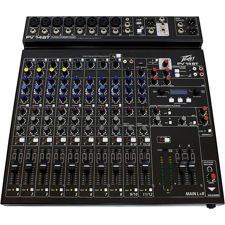 PeaveyPV 14 BT Mixer with Bluetooth