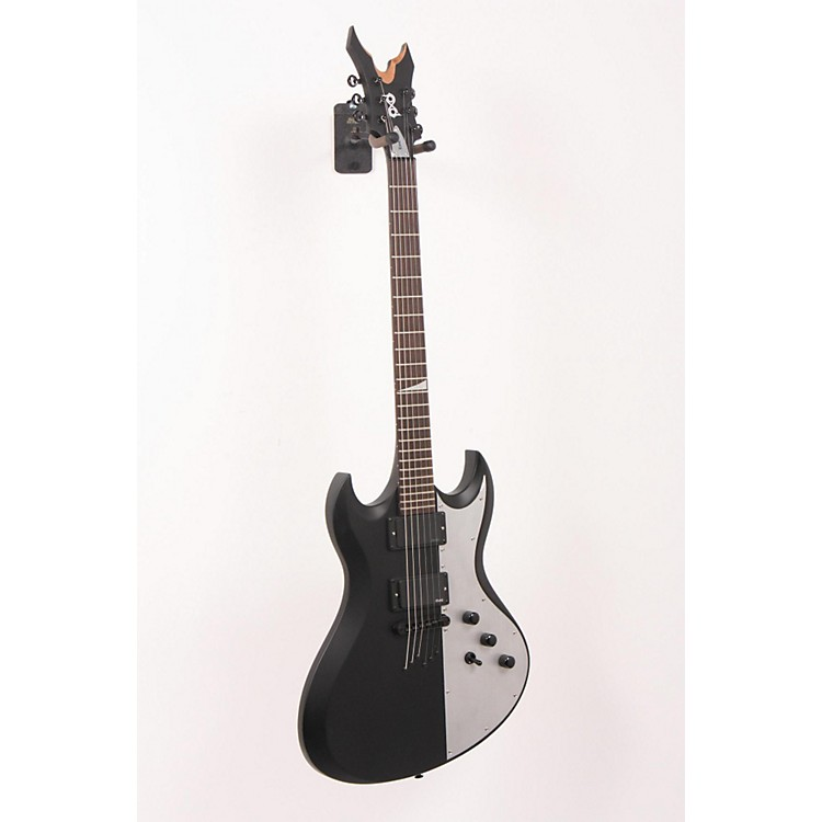 Peavey PXD Tomb II Electric Guitar Satin Black, Aluminum Treatment 889406289710