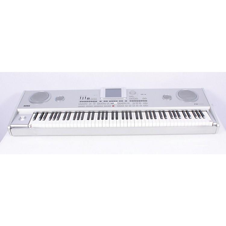 KorgPa588 Digital Piano and Arranger Keyboard889406925137
