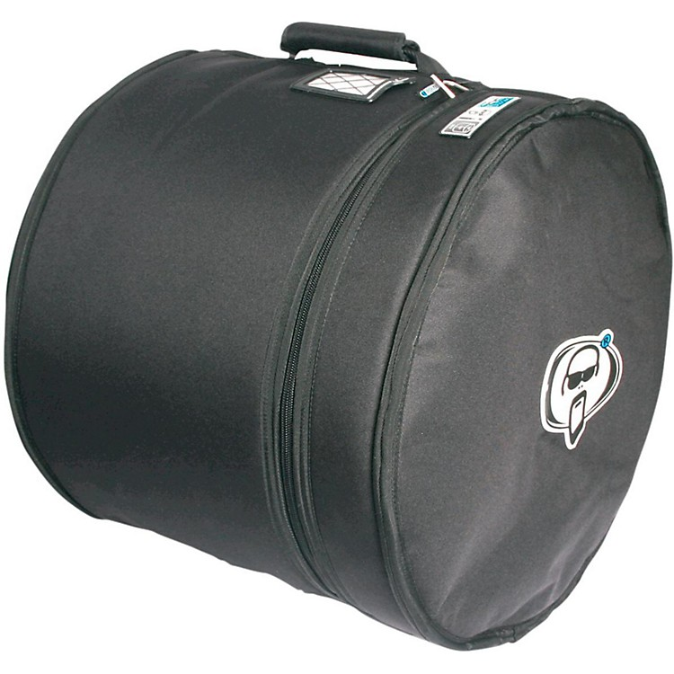 Protection RacketPadded Floor Tom Case with RIMS15 x 15 in.