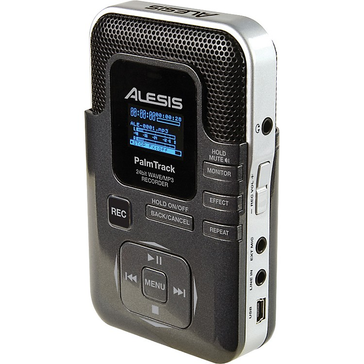 Alesis Palm Track Handheld SD Recorder