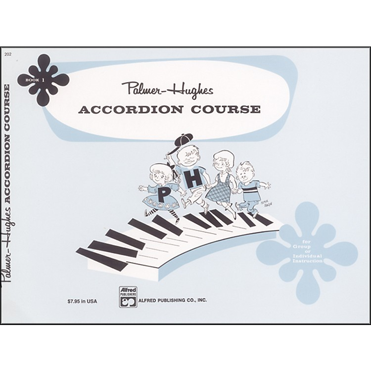 Alfred Palmer-Hughes Accordion Course Book 1